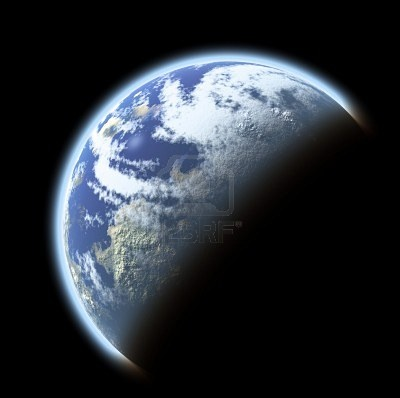 earth view from other planets - photo #17