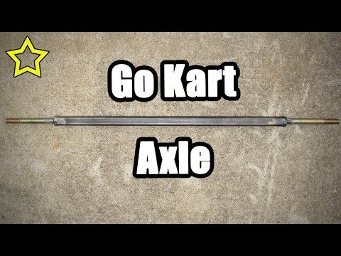 Go Kart Live Axle Plans. Get them here: Live Axle Go Kart Kit. Get it Here: Homemade Go Kart Axle Article: This video shows how to build a homemade go kart axle, also known as a dead axle go kart. It also shows plans to build a live axle go kart and compares the pros and cons of live axle vs...