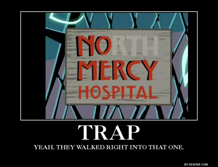 NO MERCY HOSPITAL. THAT WAS FROM PAYDAY THE HEIST!!!