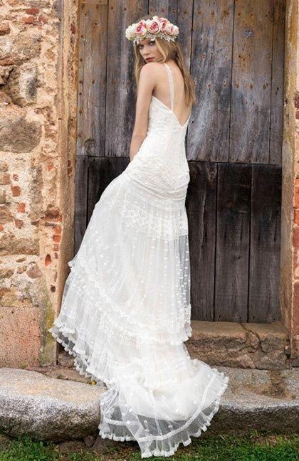 Robe de mariée Yolan Cris 2015 Modèle 15YC-ANET