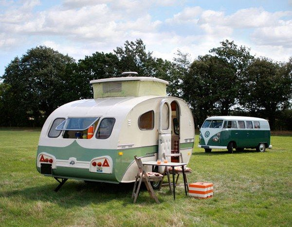 Cool Caravans Buses Awesome And Campers