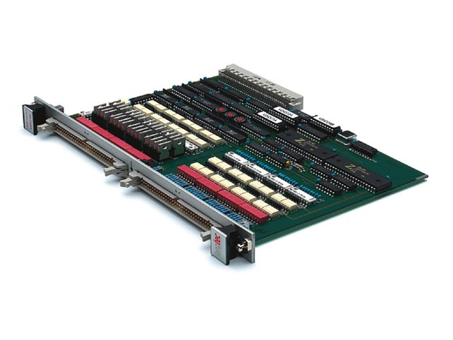 64 Channel Digital IO Janz Tec VDIO-64 available from AGS Industrial Computers http://www.agsindustrialcomputers.com