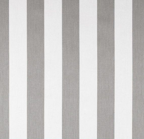 striped curtain panels grey and white 50x84 tent awning stripe