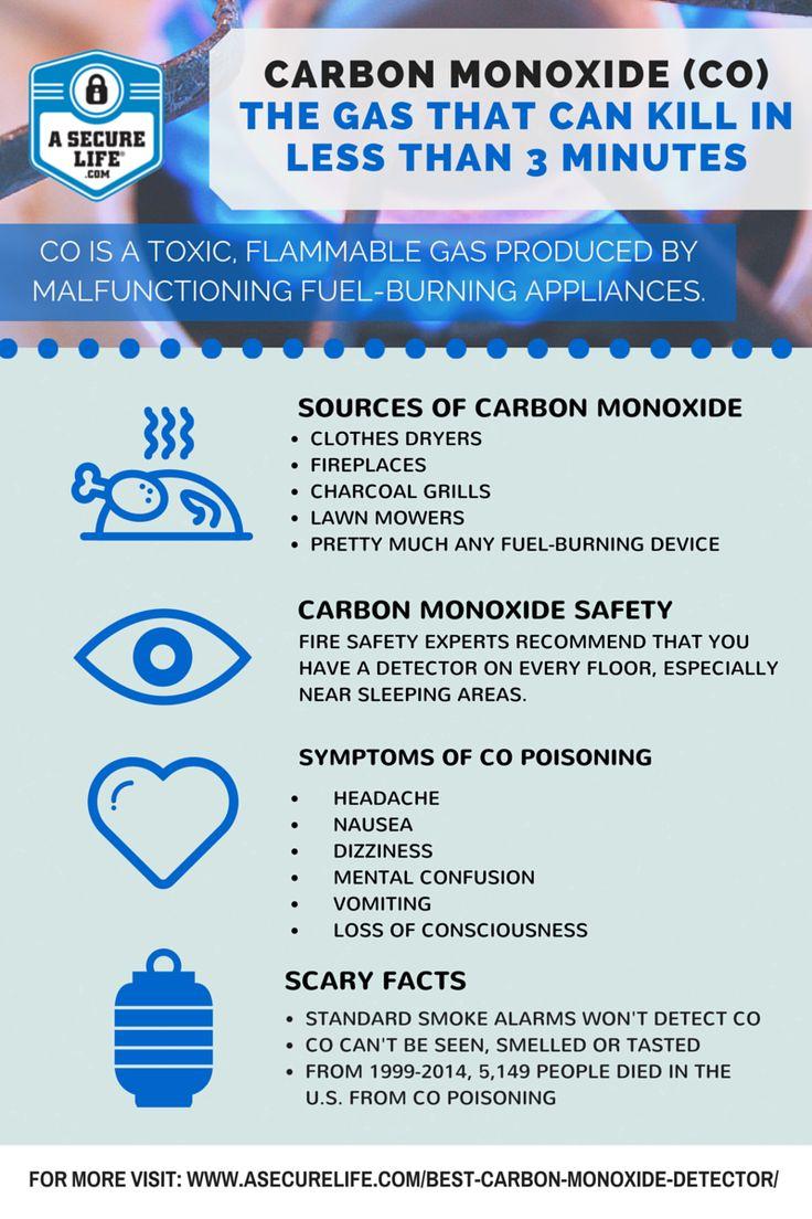 The Best Carbon Monoxide Detectors of 2020 Fire safety