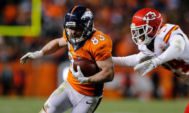 Wes Welker signs 1-year deal with Rams