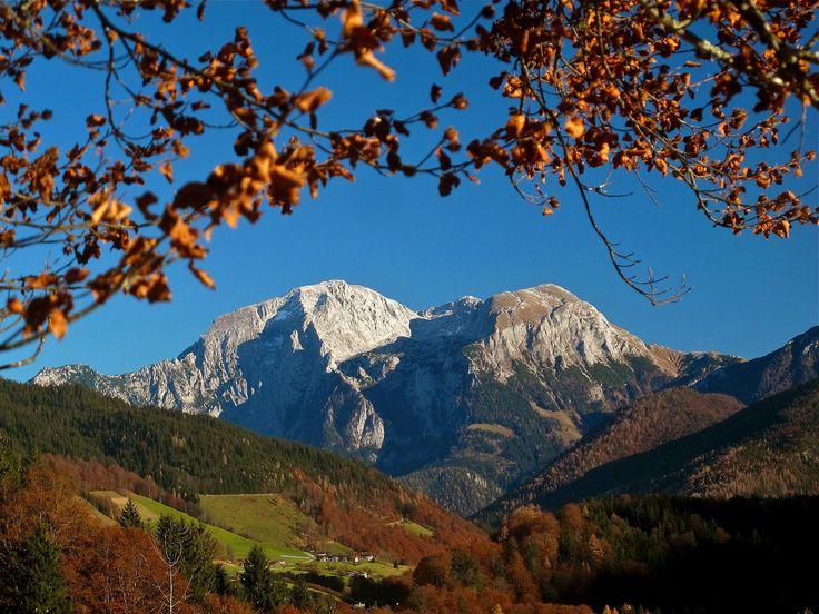 Hoher Göll and Hohes Brett, Berchtesgaden Alps by Eric Chumachenco on 500px