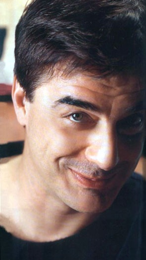 Sex and the City - stupid looking picture of the glorious Chris Noth!