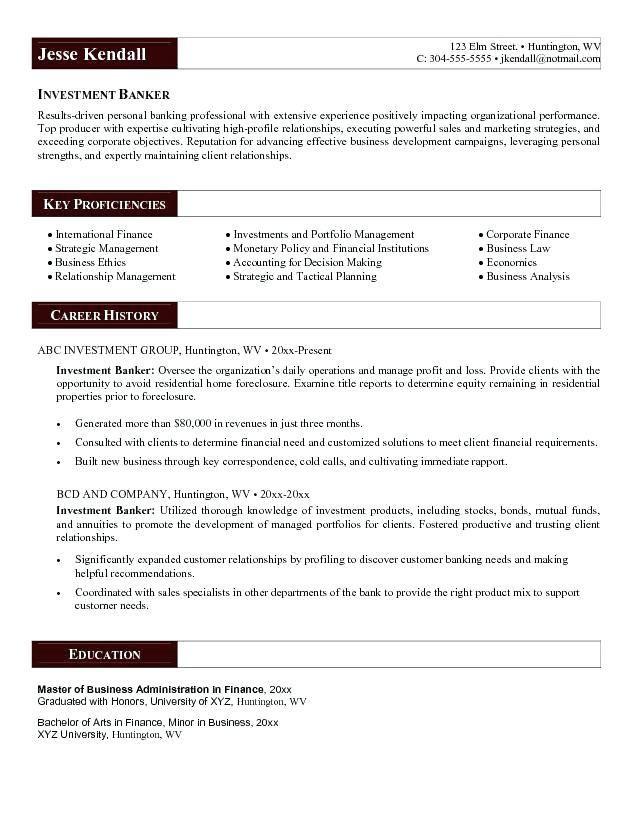 Portfolio Management Resume Templates 2019 Lebenslauf Vorlagen