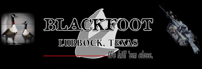 Blackfoot offers: canada goose hunting, canada goose, waterfowl hunting, texas goose hunting, texas duck hunting, prairie dog hunting, west texas dove hunting, lubbock texas goose hunting