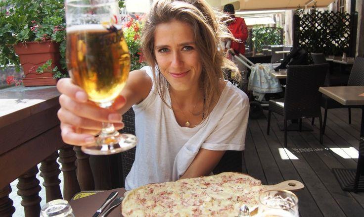 Duitsland is het land van bier en brood. Toch kun je er heerlijk eten... #bier #germany #debuik