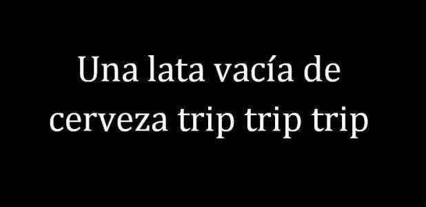 Cerveza... Trip