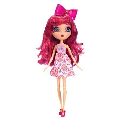 La Dee Da Pomegranate Berry Bliss Juicy Crush Doll