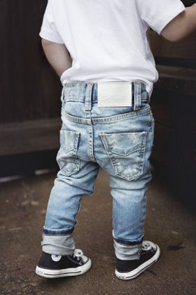 little boy style.