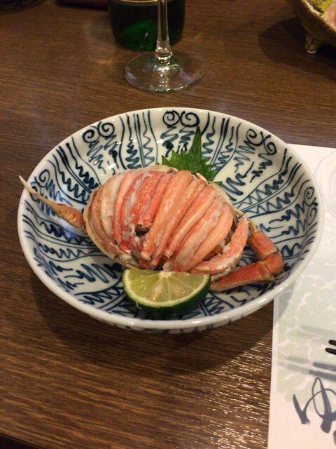 金沢 味楽ゆめり 香箱蟹