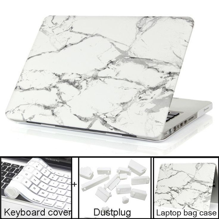 Marble Texture Case For Apple Macbook Air Pro Retina 11 12 13 15 laptop bag case For Macbook Air 13 case Pro 13 Retina13 15 case