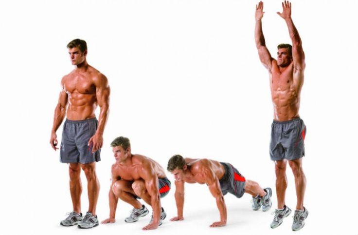 Body Weight Workout: Fat Shredder