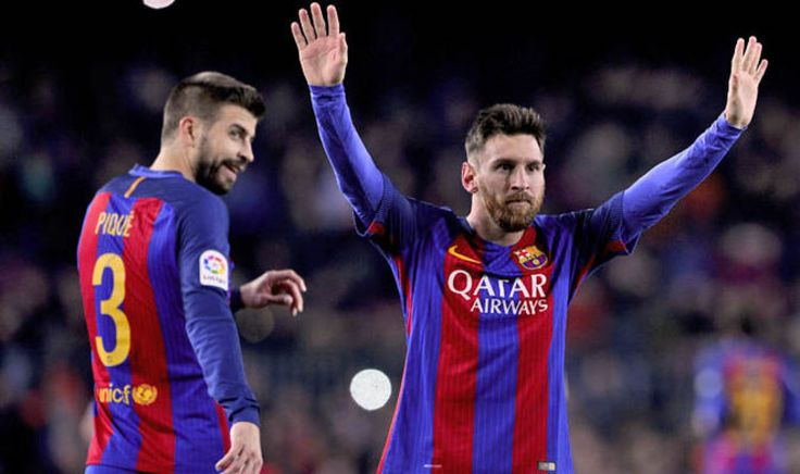 nice Barcelona News: Gerard Pique has not been invited to Lionel Messi's wedding due to feud   Football   Sport Check more at https://epeak.info/2017/03/21/barcelona-news-gerard-pique-has-not-been-invited-to-lionel-messis-wedding-due-to-feud-football-sport/