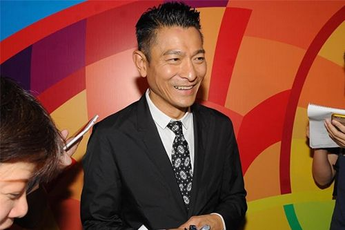 Andy Lau's going to celebrate his 55th birthday at home with his family.