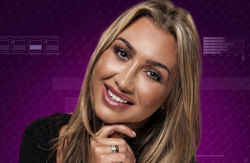 TOWIE babe Lauren Goodger is one of the celebrity big brother housemates