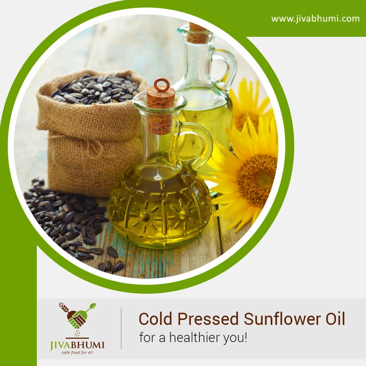 Sunflower Oil is rich in Vitamin E which enhances your immune system. Choose a healthier tomorrow for you and your loved ones, choose Cold Pressed Sunflower Oil from #Jivabhumi. Buy now: http://bit.ly/shop_jivabhumi #NaturalFood #FarmFood #Oils
