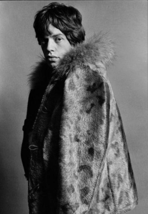 Photo by Eric Swayne, 1964, Mick Jagger.