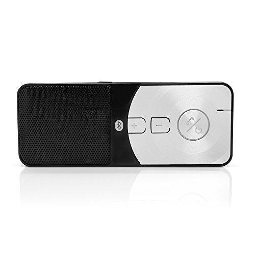 Oferta: 21.99€ Dto: -62%. Comprar Ofertas de Kits de coche manos libres de Bluetooth, teléfono con altavoz incorporado, clips de forma segura a la visera del sol con alta barato. ¡Mira las ofertas!