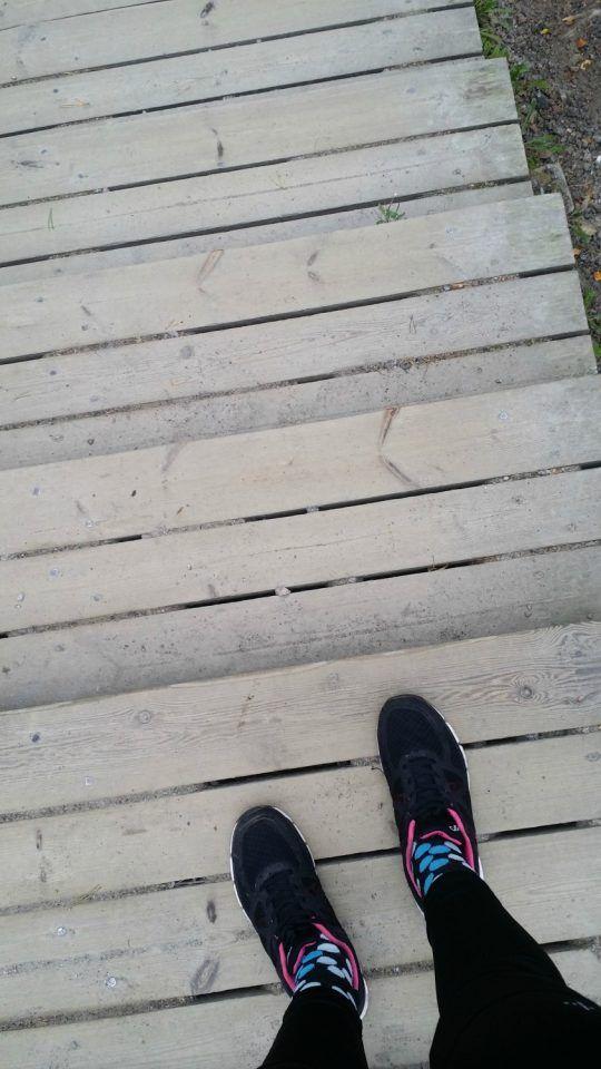 Jalkatreeni ulkona / Fortuna http://www.stoori.fi/fortuna/jalkatreeni-ulkona/