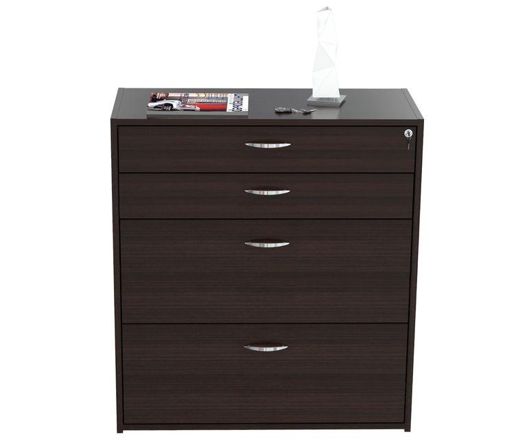 4 Drawer Storage & Filing Cabinet