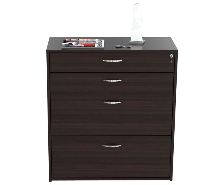4 Drawer Storage & Filing Cabinet