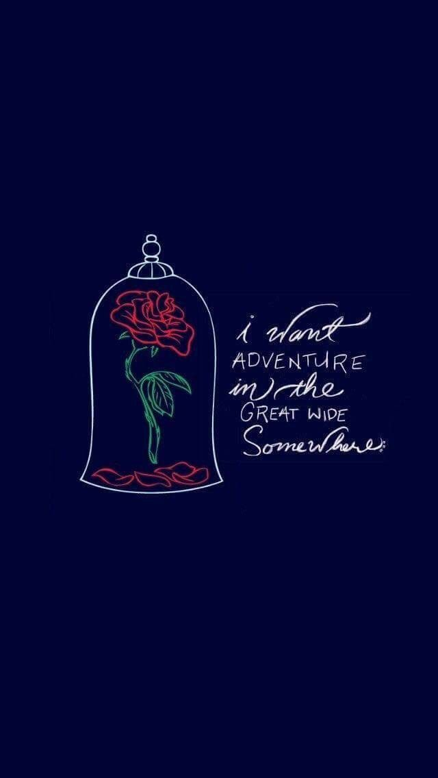 Pin By Sarah Schwartz On Say It With Style Disney Movie Quotes Beast Wallpaper Beauty And The Beast Wallpaper
