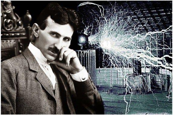 Nikola Tesla's 10 Most Important Inventions... 1. Alternating Current  2. Light 3...