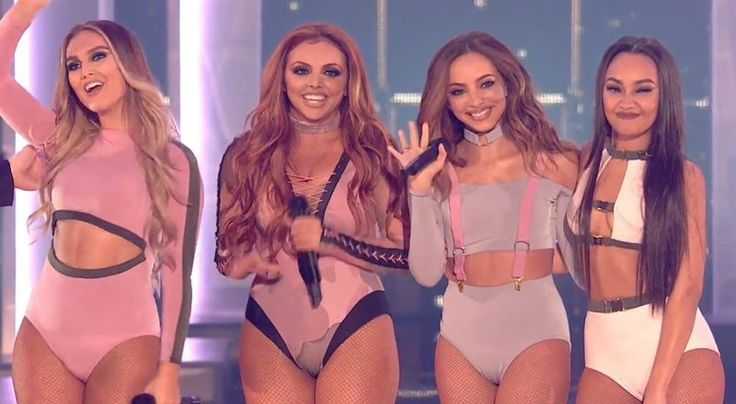 Little Mix X Factor U.K. 2016❤️ Little Mix a brit X Factor-ban (2016)❤️