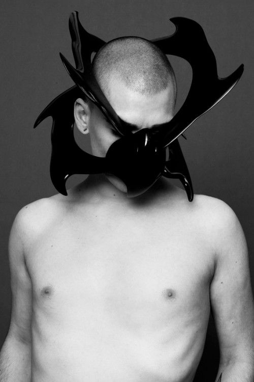 Wearable Sculpture | Artist: Rein Vollenga