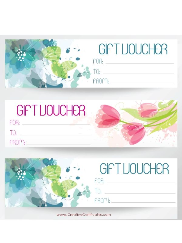 Best 25+ Free printable gift certificates ideas on Pinterest - create a voucher