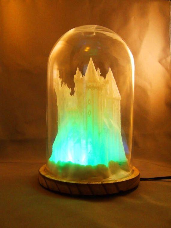 Bekijk dit items in mijn Etsy shop https://www.etsy.com/nl/listing/506277202/kristal-kasteel-ijskasteel-frozen