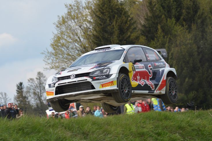 Wechselland Rallye Raimund Baumschlager BRR VW Polo R WRC