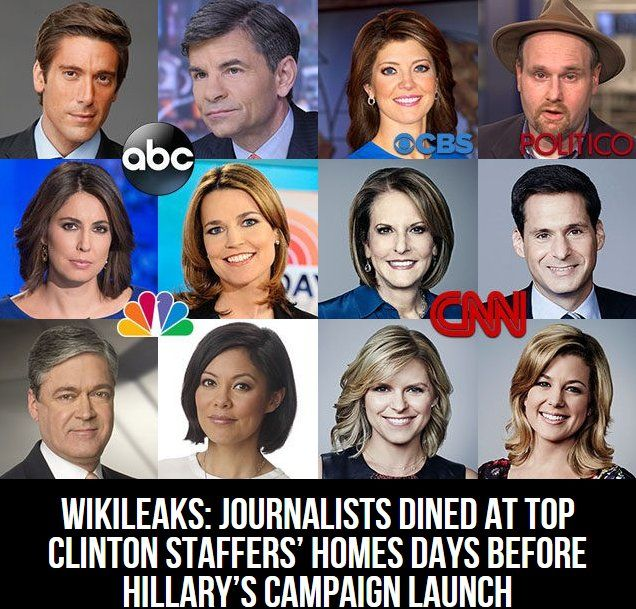 The year 2016 is a black-eye and the most humiliating year for establishment media when American people decided to dump them for Wikileaks, Drudge, Breitbart, Project Veritas and other alt-ri…