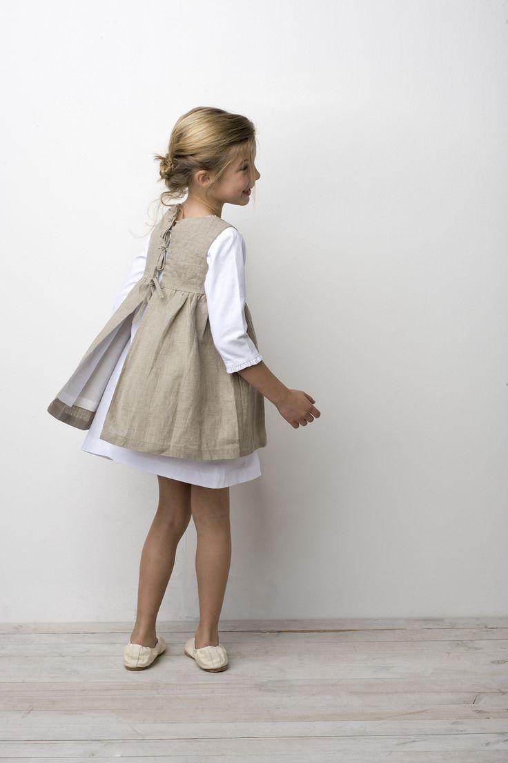 Linen Apron, Aprons, Dresses - Picmia