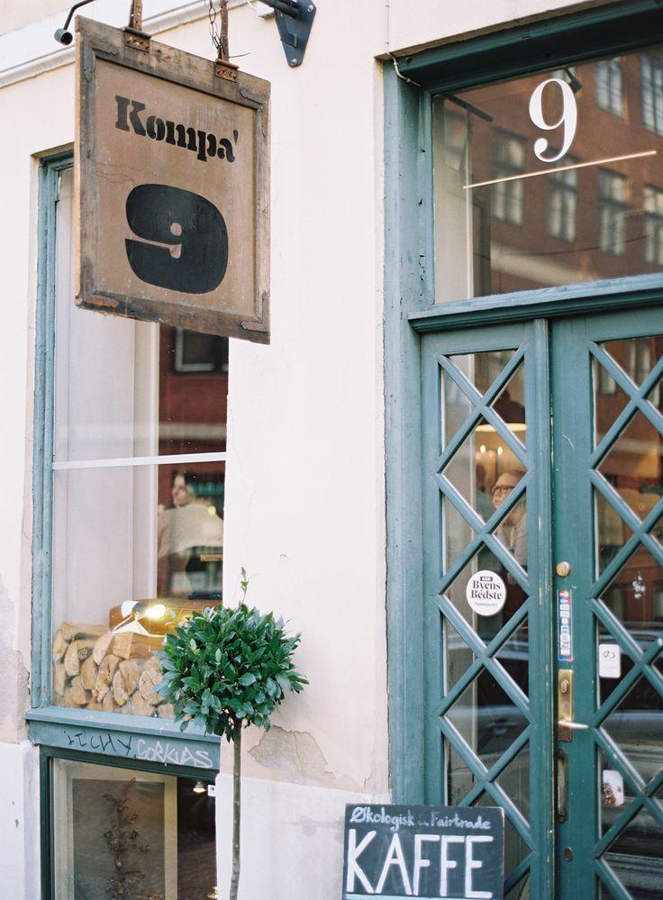 Kavárna: Kompa 9, Kodaň   Kavárny   WORN magazine