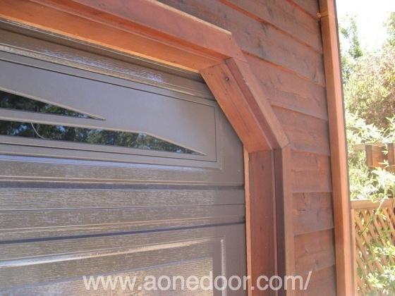 7 best wooden roll up garage doors images on pinterest for Garage door repair santa cruz