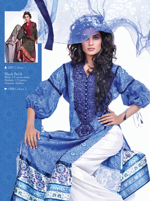 I love this beauty blue indonesian batik. modern batik | batik milik Indonesia !