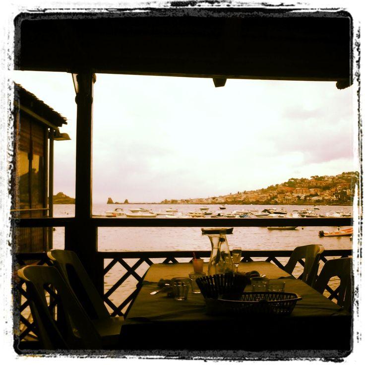 romantic lunch in Capo Mulini