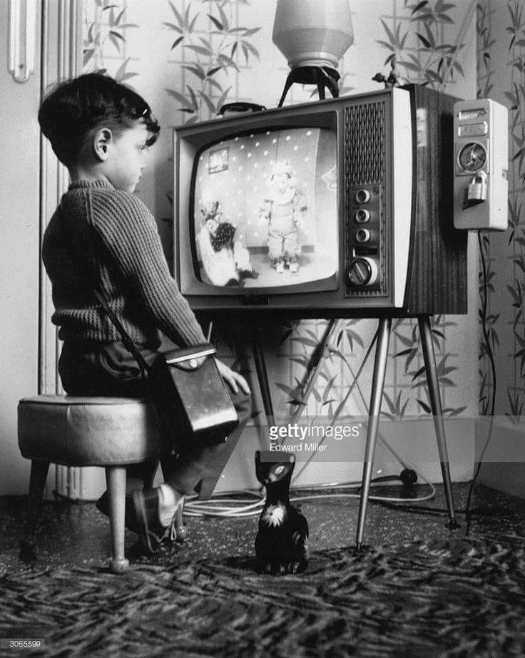 Andy Pandy i fjernsynet
