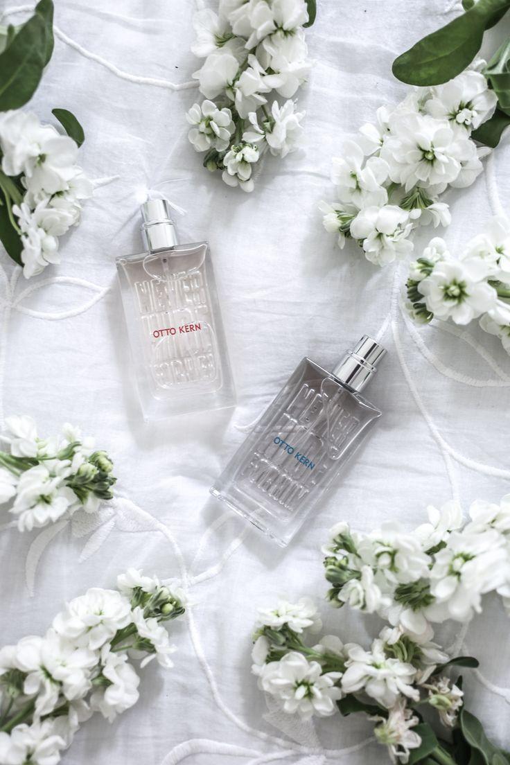 Otto Kern Never Hide #parfum #ottokern #flowers #beauty #flatlay