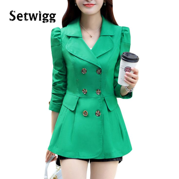 Like and Share if you want this  SETWIGG Korean Solid Trench Coat for Women Spring Double-breasted Collar Band Slim Md-length Female Trench Autumn Outwear Coat     Tag a friend who would love this!     FREE Shipping Worldwide     Get it here ---> https://ihappyshop.com/setwigg-korean-solid-trench-coat-for-women-spring-double-breasted-collar-band-slim-md-length-female-trench-autumn-outwear-coat/