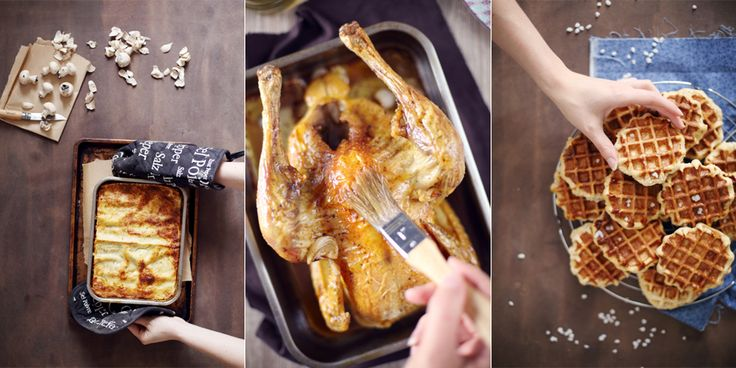 Culinary Photography: putting yourself in the picture.