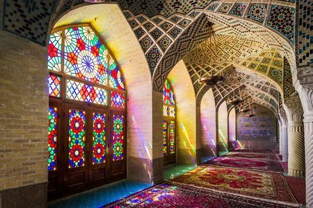 Nasir al-Mulk Mosque - Iran Photo by Marco Antonini -- National Geographic Your Shot