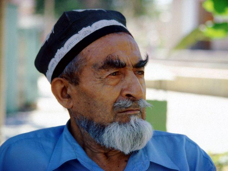 #Oezbekistan lokale bevolking