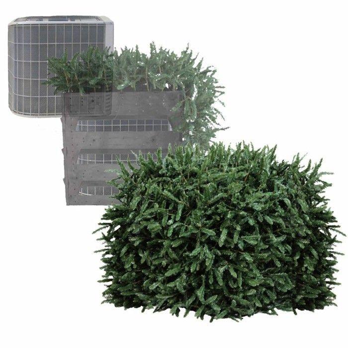 die-klimaanlage-durch-pflanzen-verstecken