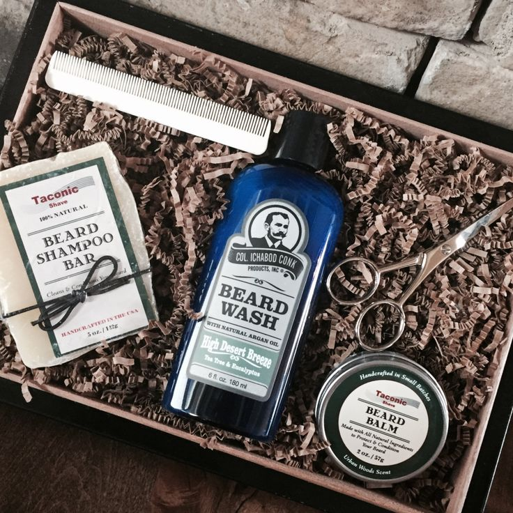 Deluxe Beard Kit. Includes Handcrafted Beard Balm, Beard Wash, Beard Shampoo Bar, Beard Comb and Trimmer. Grooming Set. Best Groomsmen gifts by KCShaveCo on Etsy